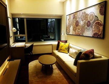 マカオ旅行/新オープンのお洒落なラグジュアリーホテルレジデンスアスコットマカオで暮らすような旅