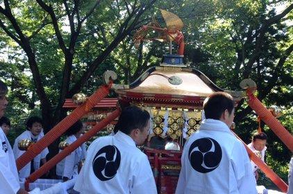 虻田神社社務所