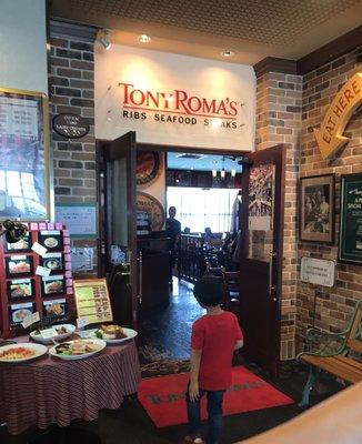 トニーローマ 幕張WBG店