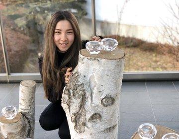 長野おすすめ観光スポット・安曇野♡おすすめ美術館アートヒルズミュージアムガラスの世界へ