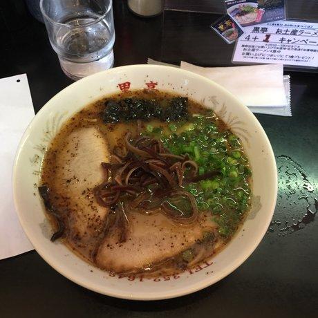 名代ラーメン亭 博多駅地下街店
