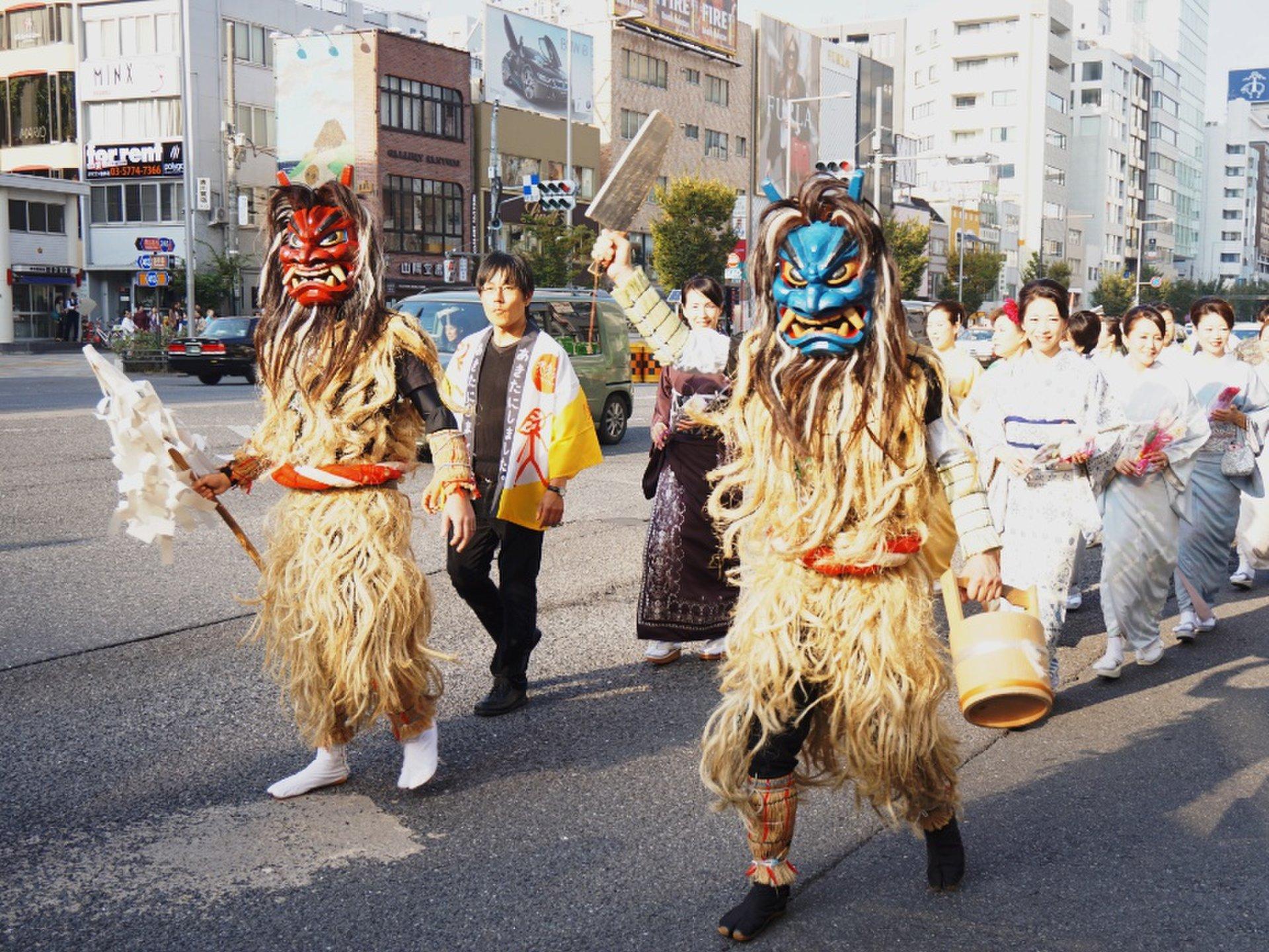 秋田観光は冬にいがねぇが?ナマハゲや湖の伝説が伝わる秋田のおすすめスポット!