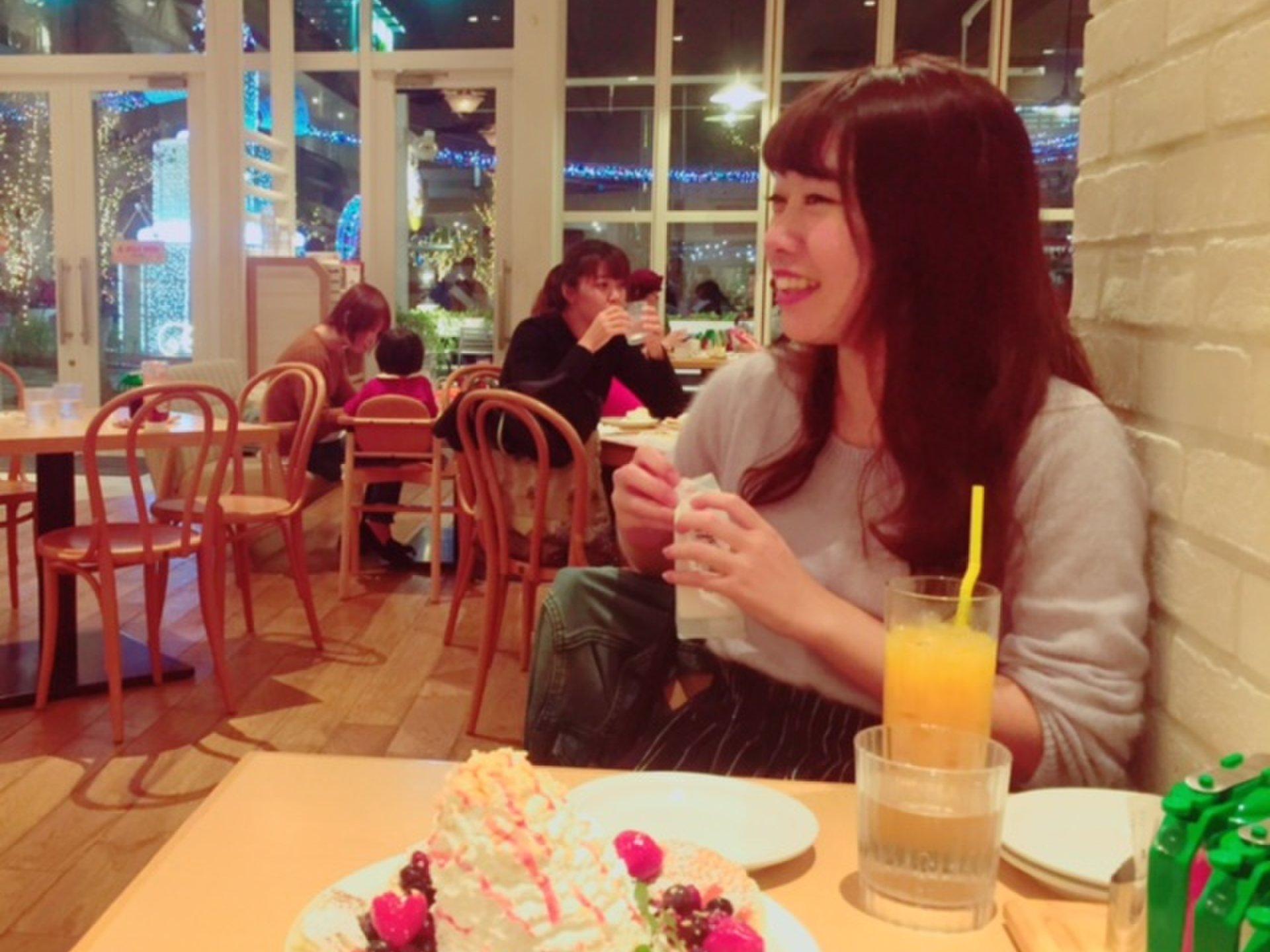 【コクーンさいたま新都心】イルミネーションを観ながら!エッグスンシングスのクリスマス限定パンケーキ☆
