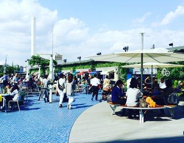 ♡子供とも楽しめる!1000円以下の食と緑の空中庭園@西武百貨店池袋