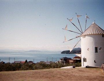 【瀬戸内の島◎小豆島】フィルムカメラと旅するオリーブの島