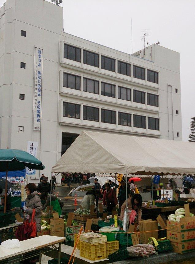 鴻巣市役所 総合体育館