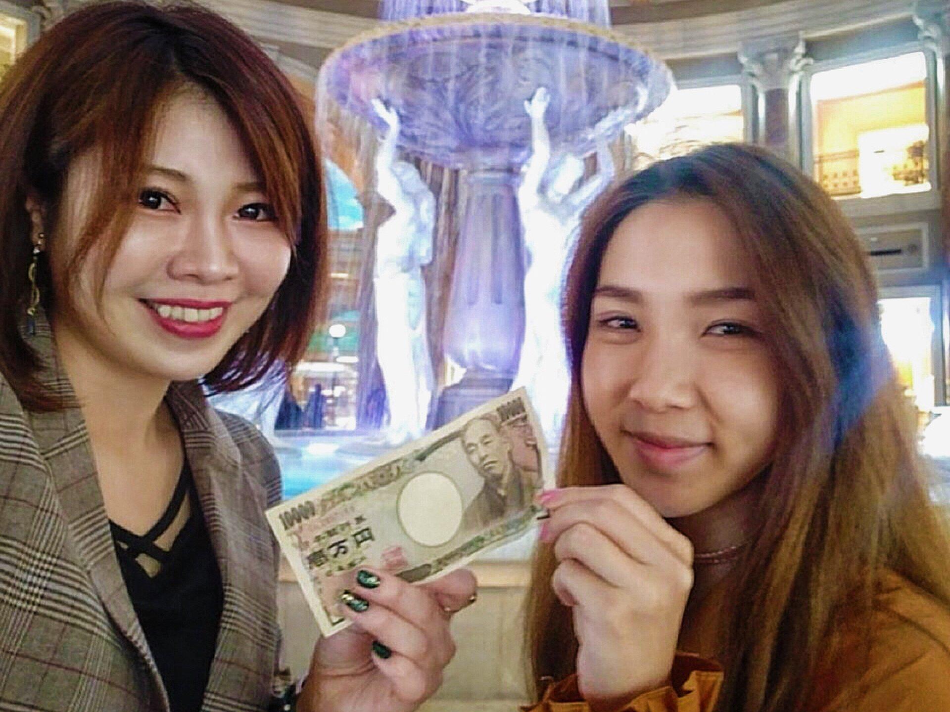 裸一万円ツアー!使い切るまで帰れま10サウザンド ~お台場編~