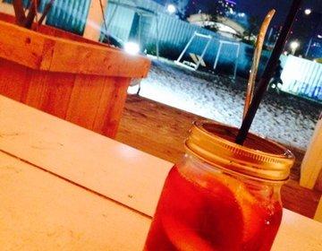 お台場・豊洲の半日デートプラン!観光おすすめスポットからのビーチ気分を味わえるカフェレストラン♪