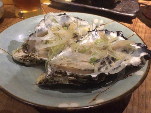品川牡蠣入レ時