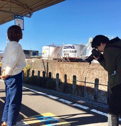 岳南鉄道 吉原駅