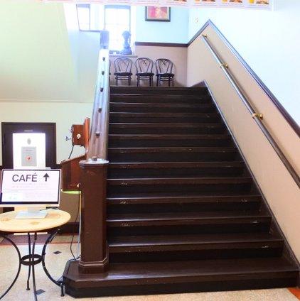 カフェ フロインドリーブ 本店