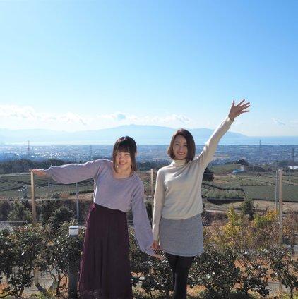 駿河湾沼津SA(下り)(新東名高速道路)
