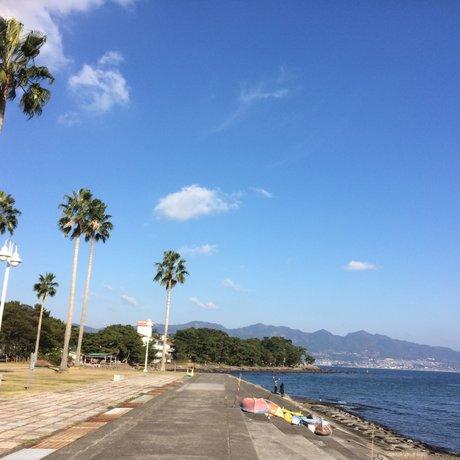 上人ケ浜公園