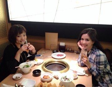 焼肉の名門店!赤坂の「天壇」で焼肉女子会!