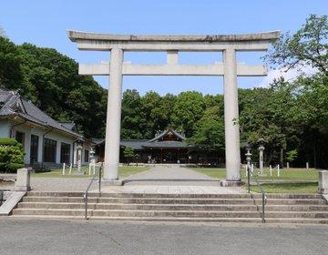 【群馬・高崎】結婚式や七五三も行われます!緑多き社・群馬護国神社♪