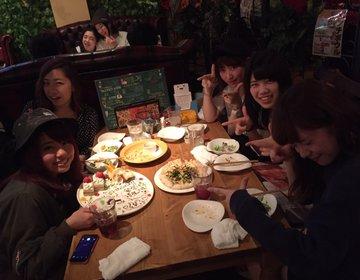 【女子会におすすめ!】ペコリ町田店で誕生日サプライズ!
