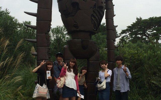 三鷹の森 ジブリ美術館 (Ghibli Museum)