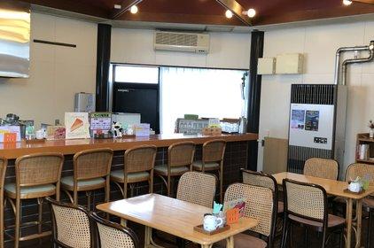 小岩井農場 サイロ喫茶室