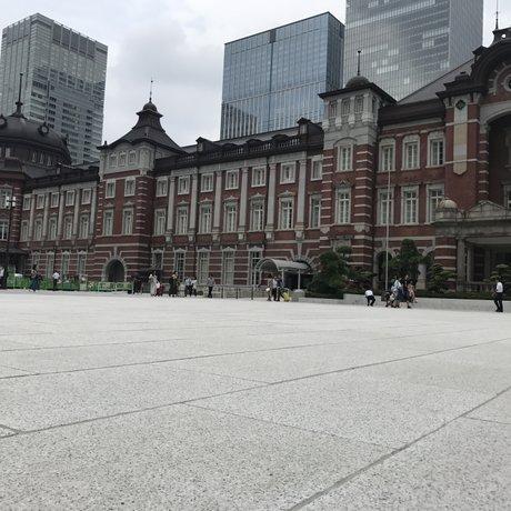 東京駅丸の内南口のりば