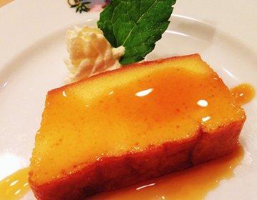 【優雅に過ごす、お昼の銀座デート】銀座でスペイン料理・老舗ケーキ!
