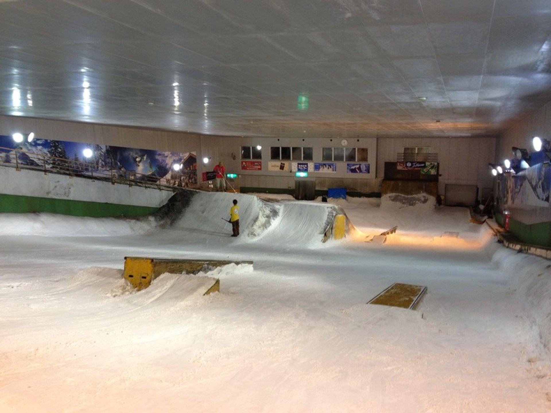 横浜でスノボ・スケートができるスポット2選!オリンピックで話題沸騰中!