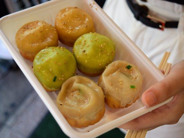 街 歩き 中華 横浜 食べ