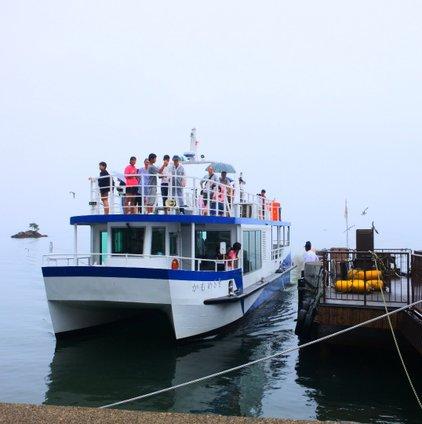 丹後海陸交通株式会社 伊根湾めぐり日出駅