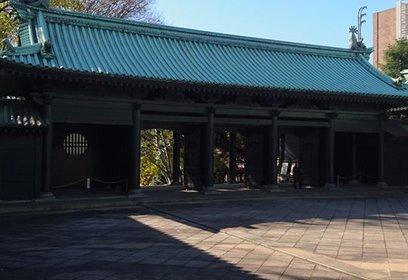 史跡湯島聖堂