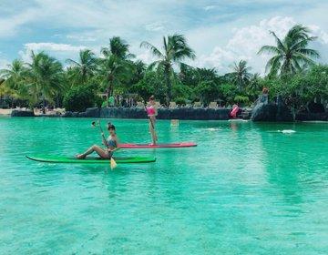 【セブ島】まるで楽園…♡1日でリゾートを満喫できるプランテーションベイに行ってみた!