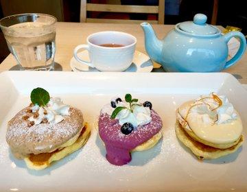 【予約ができるパンケーキ屋さん】中目黒で美味しいカフェ。可愛いし美味しいし綺麗なお店にイチコロ。