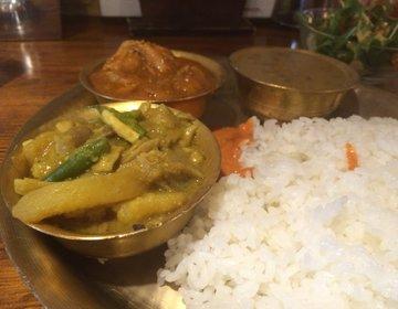 【今話題のダルバートって知ってる?】渋谷で食べられる本格ネパール料理はランチにピッタリ♪