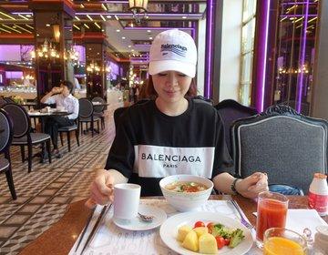 【韓国江南区】インペリアルパレスソウルの朝食が豪華で楽しかった。おいしい朝ごはん・韓国旅行