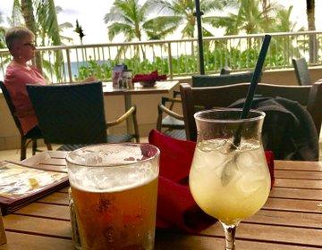 ハワイ初心者におすすめ!ワイキキビーチ&ホテル&海を見ながら乾杯プラン