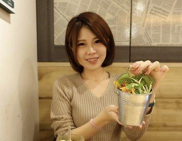 渋谷で最強のコスパの良い女子会コースを発見!バーニャカウダ&唐揚げ食べ放題「ヒナマル」