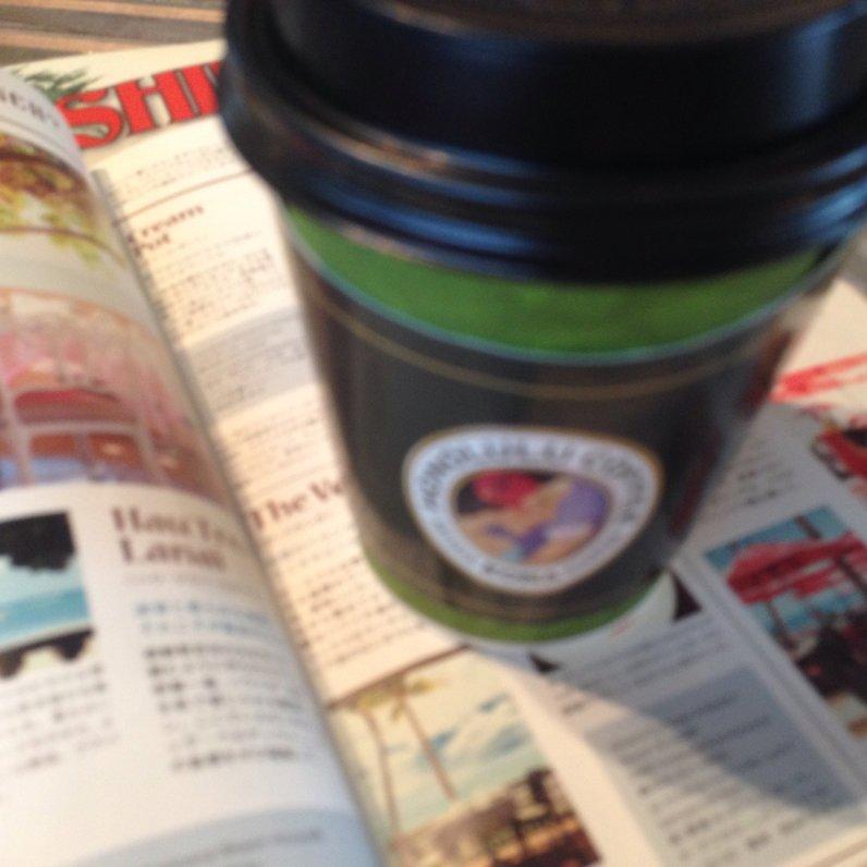 【閉店】ホノルルコーヒー 表参道店