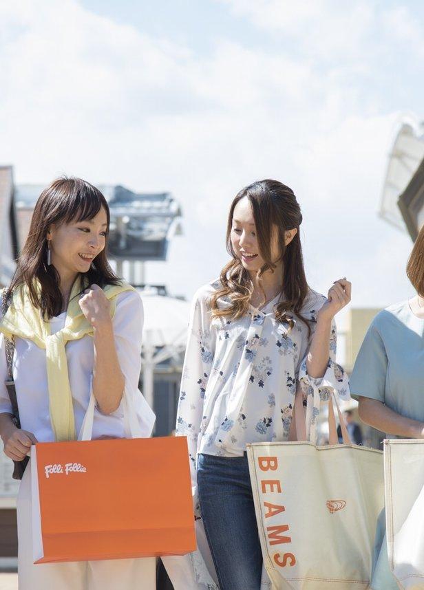 三井アウトレットパーク 木更津