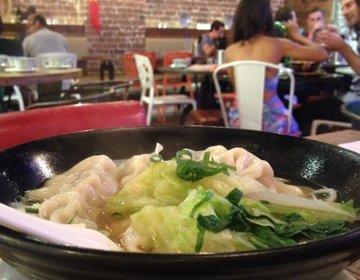 海南鶏飯、ワンタン、ラクサ、飲茶のうまい店!遅くまでオープン◆本格的料理全て2000円以下