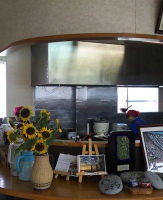 鳴り石カフェ