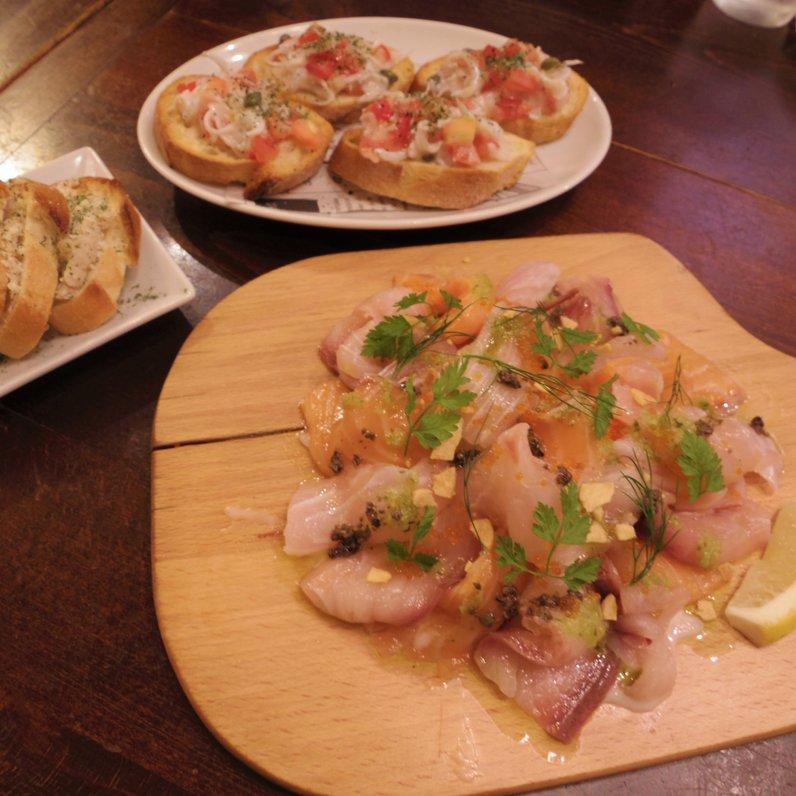 魚介ビストロ sasaya 蒲田店