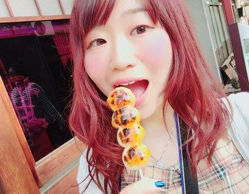 NMB48も来店!京都・祇園で行列のみたらし団子「和香菜」が大人気♡
