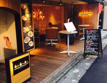 【表参道ヒルズ裏の穴場カフェ】並ばずに入れる!ゆっくりくつろげるカフェ♡
