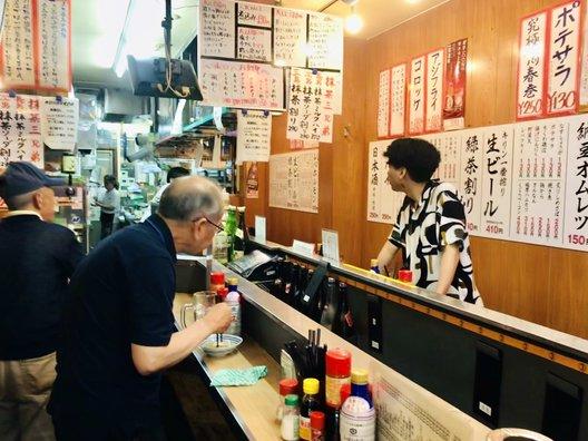 晩杯屋 大井町店