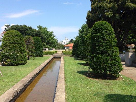 山手 イタリア山庭園