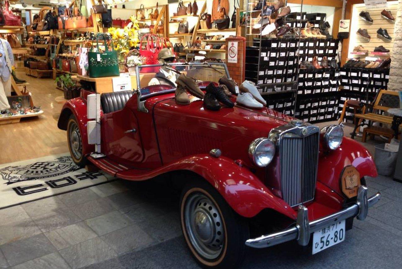 靴下屋 横浜元町店