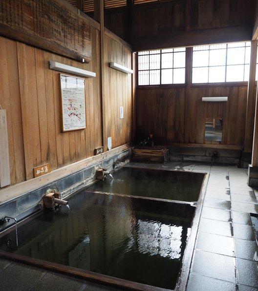 野沢温泉 大湯