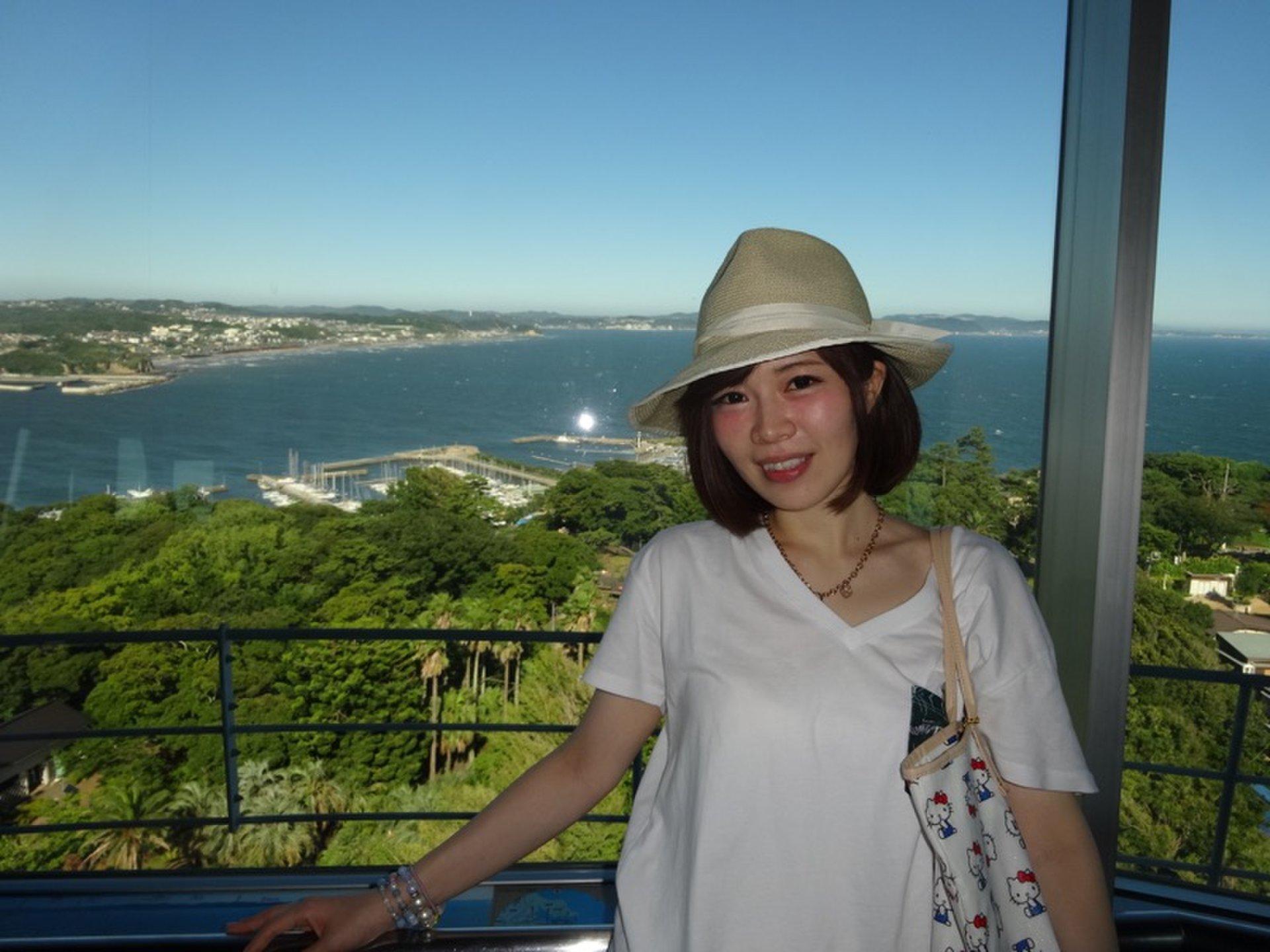 【江ノ島半日お気軽コース・生しらすを食べよう】江ノ島の空いているランチ