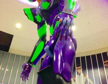【覚醒せよエヴァンゲリオン初号機】足柄サービスエリア付近第3新東京市に迫りくる使徒達を撃退せよ!