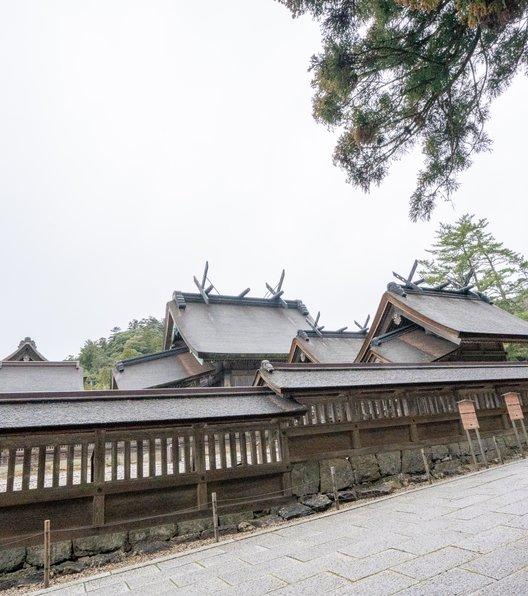 Izumo Taisha (Shimane Prefecture)