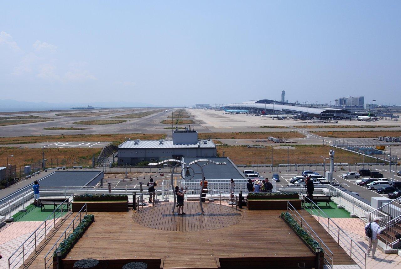関西国際空港スカイビューカフェ