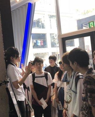 GALAXY Studio Tokyo